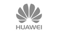Logo de la marca Huawei