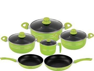 Imagen de Batería de cocina 10 piezas Premier
