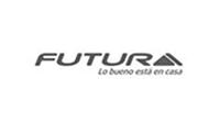 Logo de la marca Futura