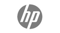 Logo de la marca HP