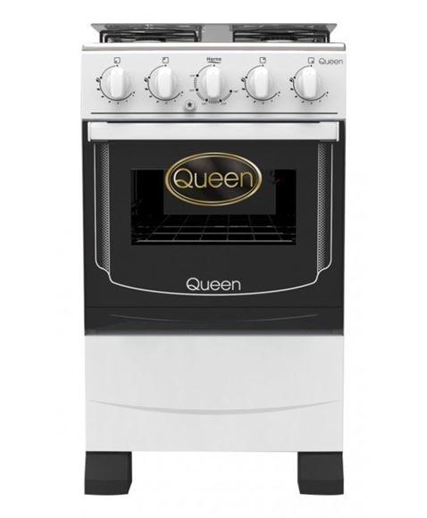 Imagen de Cocina Queen 4 hornallas CQ210