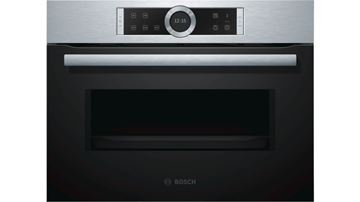 Imagen de Microondas con Tecnología Innowave Maxx Bosch CFA634GS1