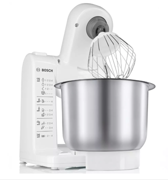 Imagen de Robot de cocina blanco Bosch MUM4407