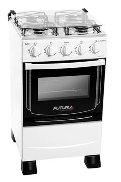 Imagen de Cocina a super gas / gas natural Futura