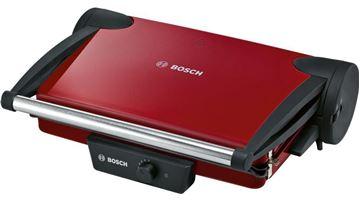 Imagen de Plancha grill Bosch Rojo TFB4402V
