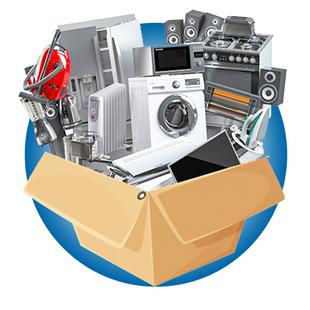 Imagen para la categoría Electrodomésticos