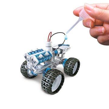 Imagen de Vehiculo de juguete propulsado por agua Salada