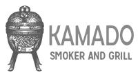 Logo de la marca KAMADO