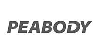 Logo de la marca Peabody