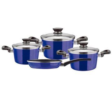 Imagen de Batería de cocina 7 piezas Premier
