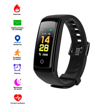 Imagen de Smart bracelet - Unleash your run