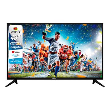 """Imagen de Smart Tv 43"""" Ultra HD 4K – ENXUTA LEDENX1243SDF4KL"""