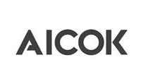 Logo de la marca AICOK