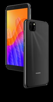 Imagen de Celular Huawei Y5P Negro - DURAL29AB
