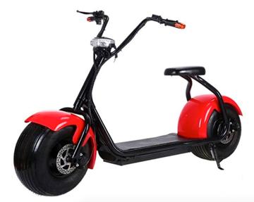 Imagen de Moto eléctrica Smartroad c/susp rojo