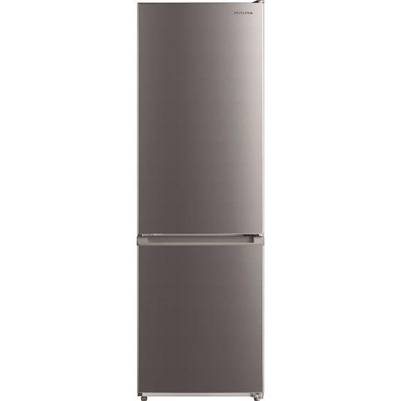 Imagen de Refrigerador Futura Plus FUT-FI306NF freezer inf. Acero