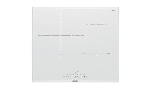 Imagen de Anafe de inducción Blanco Bosch PID672FC1E