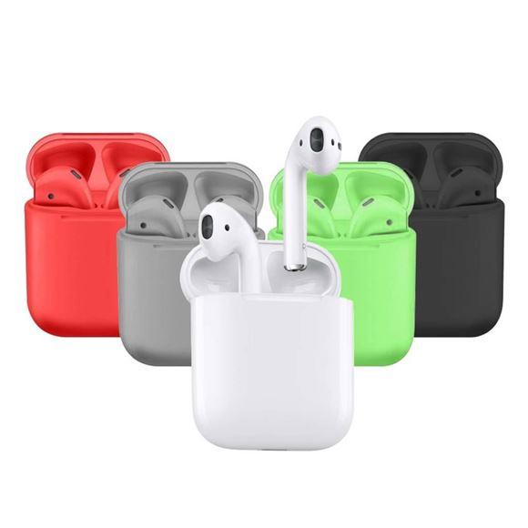 Imagen de Auriculares Bluetooth inalámbrico c/cargador I13