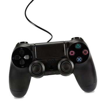 Imagen de Joystick c/cable para PS4 JH-7664
