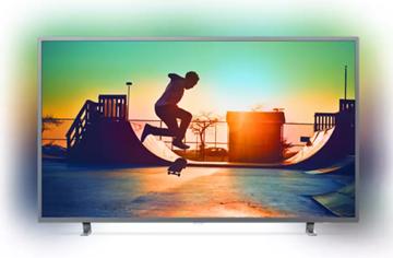 "Imagen de Tv Smart Philips 55"" LED 4K UHD ultraplano 55PUD6703/55"