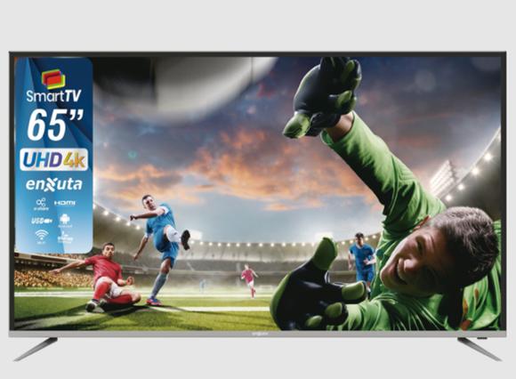 "Imagen de Smart Tv 65"" Ultra HD 4K – ENXUTA – LEDENX65S4K"