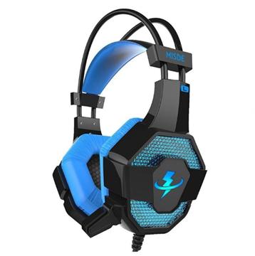 Imagen de Auricular Gamer con luz y  micrófono G2 Ledstar
