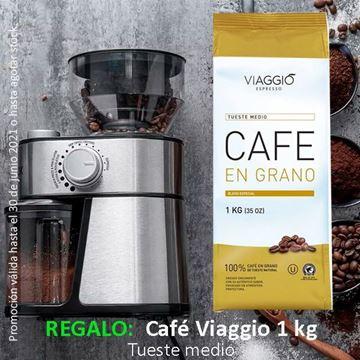 Imagen de Molinillo Aicok + Cafe en grano de regalo