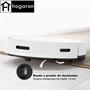 Imagen de Aspiradora Robot Hogaron Vuelve A La Base Mopea Control HOG-OB11