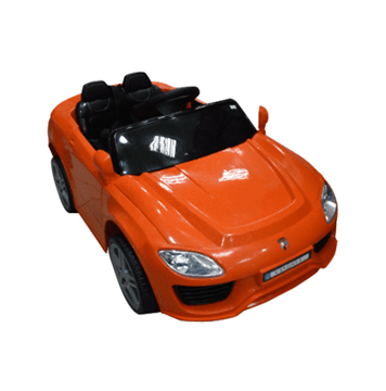 Imagen de Auto a batería MB501 color naranja