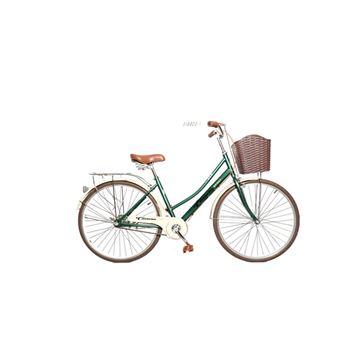 Imagen de Bicicleta de paseo CITY rod.26 con canasto - Carrera