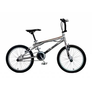 Imagen de Bicicleta Okan Freestyle R 20 360 Bmx Acero 202001