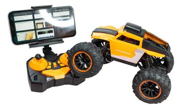 Imagen de Auto a control remoto con cámara integrada lh-c023b