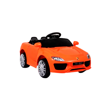 Imagen de Auto a batería YD-501 naranja
