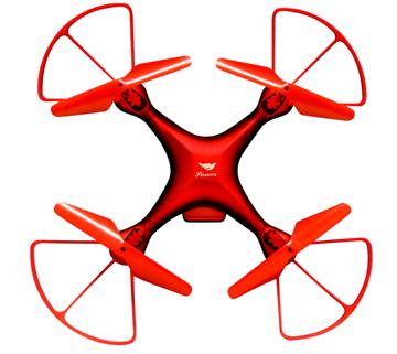 Imagen de Drone giro 360 con luz y control remoto Q3