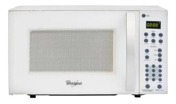 Imagen de Microondas Whirlpool 20lts Digital Blanco WMS20CZWDS