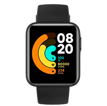 Imagen de Reloj Inteligente Xiaomi Mi Watch Lite 5atm Bluetooth XIAMIWLITEBK