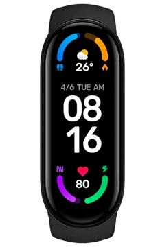 Imagen de Reloj Inteligente Xiaomi Band 6 5atm Bluetooth XIABAND6