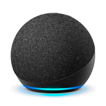 Imagen de Amazon Echo Dot 4th Gen con asistente virtual Alexa