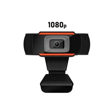 Imagen de Webcam 1080p USB con micrófono - B1-1080p