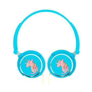Imagen de Auricular con vincha unicornio TK-21